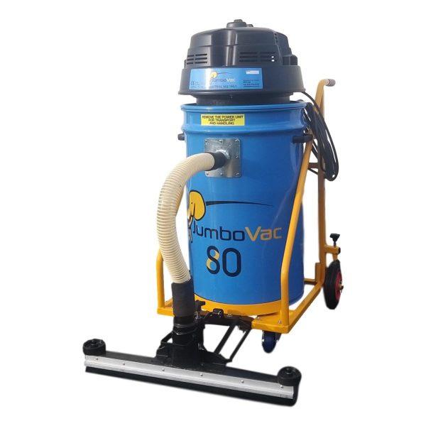 Jumbo Vac Wet and Dry Floor Master